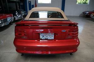 1995 Ford Mustang GT 5.0L V8 Convertible GT Stock # 136 for sale near Torrance, CA | CA Ford Dealer