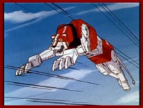 voltron  cartoon  mighty robot    lions
