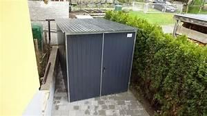 Motorrad Garagen Fertiggaragen : motorradgarage 2x3m in ral garagen pinterest garage schuppen und haus ~ Markanthonyermac.com Haus und Dekorationen