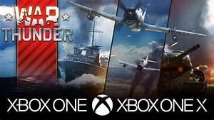 War Thunder Prepara Sus Armas Para Xbox One X