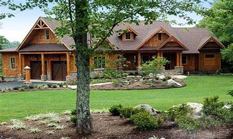 Mountain Ranch Style Home Plans Texas Limestone Ranch