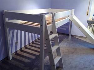 Kinderhochbett Dänisches Bettenlager : hochbett mit rutsche neu und gebraucht kaufen bei ~ Indierocktalk.com Haus und Dekorationen