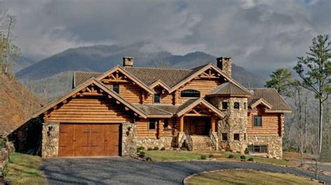 exclusive log homes luxury mountain log estate north carolina luxury log home  dream