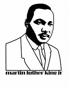Martin Luther King Jr Coloring Pages Getcoloringpagescom