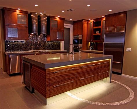 luz led  muebles oficina bar cocinas integrales