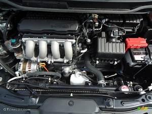 2011 Honda Fit Sport 1 5 Liter Sohc 16