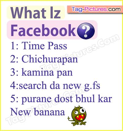 Funny Facebook Question