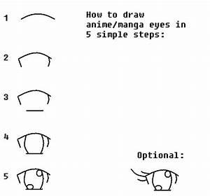 How to Draw Anime/Manga Eyes: 5 Simple Steps by NyanOtaku ...