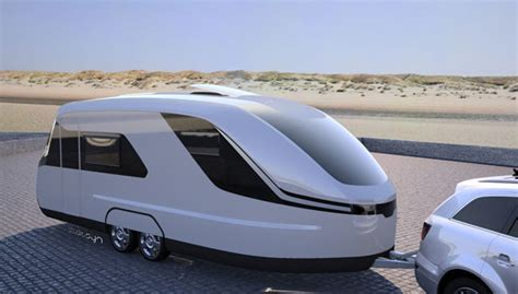 Caravisio Luxury Camper Is A Highclass Home On Wheels  Gas 2