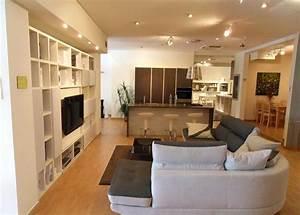 Casa immobiliare, accessori: Come arredare una cucina soggiorno piccola