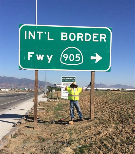 traffic sign installation statewide stripes parking
