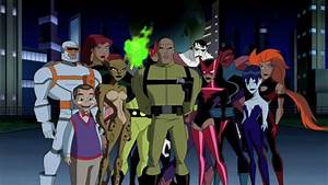 'Justice League Unlimited: The Complete Series' Hits Blu ...