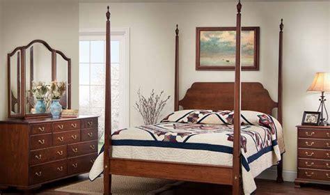 Amish Bedroom Furniture Sets In Nj  B & L Woodworking