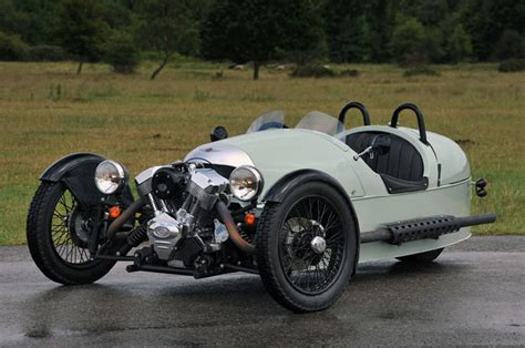 Morgan 3 Wheeler Coming To Three Dealers In The States