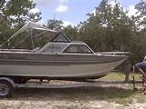 Old Aluminum Boats Images