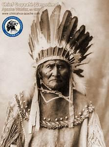 """Geronimo, Apache Goyaałé 1829-1909 """"I was no chief and ..."""