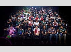 Liga MX Apertura 2018 Las Chivas se toman la foto oficial
