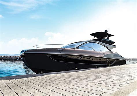 lexus yacht ly 650 boat luxury trump donald shark mako boats cool hurricane florence ship nice sydney hanging building revealed