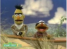 Sesame Street Bert and Ernie Fish Call YouTube