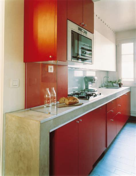 plan de cuisine en l plan de travail cuisine maison