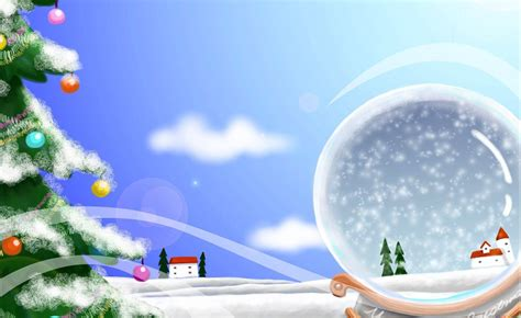 Animated Snow Globe Wallpaper - snow globes wallpapers related keywords