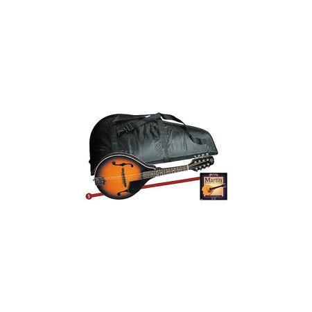rogue mandolin starter regular kit sunburst walmart