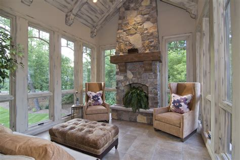 season porch ideas porch modern  bertoia bluestone