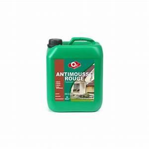 Traitement Anti Mousse : traitement antimousse rouge et jaune bidon 6 l manubricole ~ Farleysfitness.com Idées de Décoration