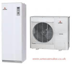 Yutaki Air Source Heat Pump Pictures
