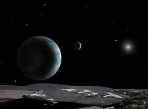 Pluto demoted to 'dwarf planet'
