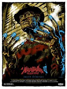 Nightmare on Elm Street 3 | Jason Edmiston