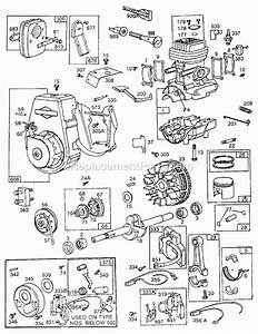 briggs and stratton 62030 series parts list and diagram With stratton 5 hp engine besides briggs and stratton 1 2 hp wiring diagram