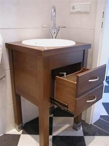 Waschtisch Für Bad : badm bel f r eingelassenen waschtisch m bel f rs bad und ~ Lizthompson.info Haus und Dekorationen