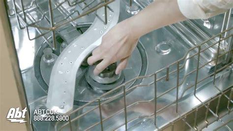 ge monogram dishwasher zdtspfss features youtube