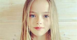 """Nine-Year-Old Child Model Referred To As The """"Most ..."""
