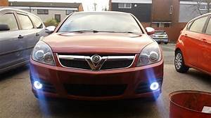 Vauxhall    Opel Vectra C Led Drls Fitted With Indicators