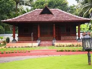 Kerala Traditional House