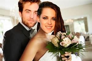 Kristen Stewart and Robert Pattinson's wedding details ...