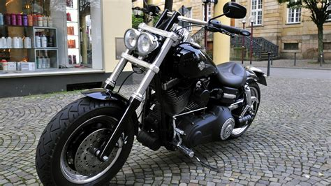 Harley Davidson Bob Image by Harley Davidson Bob