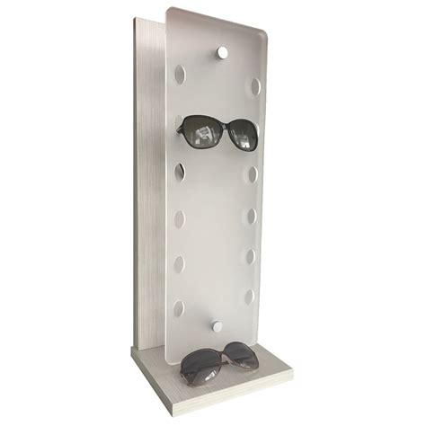 countertop sunglass display icetower counter display optical displays for sunglasses