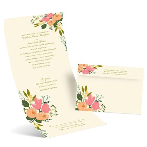 painted petals seal  send invitation anns bridal