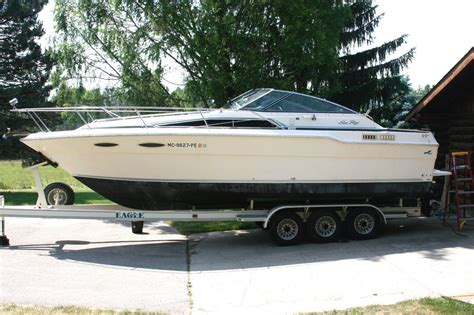 Used Sea Ray Boats In Michigan by Sea Ray Powerboats For Sale By Owner Powerboat Listings