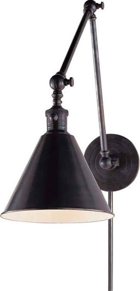 boston functional library two arm wall light traditional
