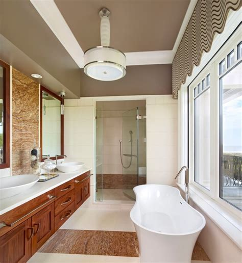 gorgeous transitional bathroom interior designs