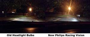 Philips Racing Vision Headlight Bulb Review Euro Car