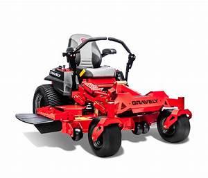 Gravely ZT HD Lawn Mower   Zero Turn Mowers   Gravely