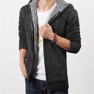 Veste En Laine Homme : veste paisse en laine pour homme avec fourrure int rieure ~ Carolinahurricanesstore.com Idées de Décoration
