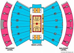 Indianapolis Indiana Seating Chart Assembly Hall In Seating Chart