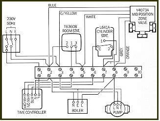 3way valve wiring problem plumbing forum