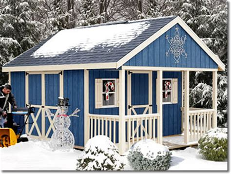 fairview  porch  wide shed kit